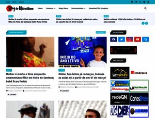 blogdoudenilson.blogspot.com.br screenshot
