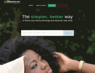 blogeeria.com screenshot