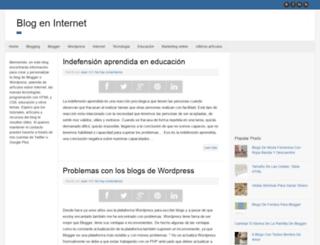 blogeninternet.blogspot.com.es screenshot