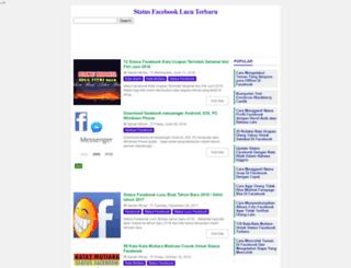 blogfacebookbaru.blogspot.com screenshot