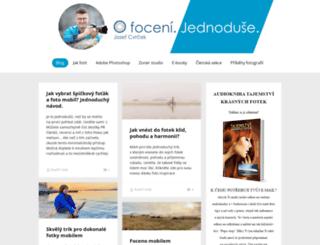 blogfotografa.cz screenshot
