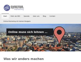 blogger-gewinnspiele.com screenshot