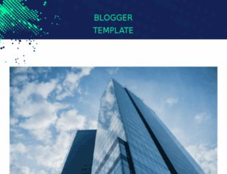 blogger-template.info screenshot