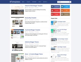 blogger-templatees.blogspot.com screenshot