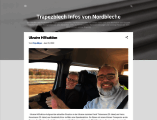 blogger.nordbleche.de screenshot