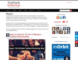 bloggerdesign.com screenshot