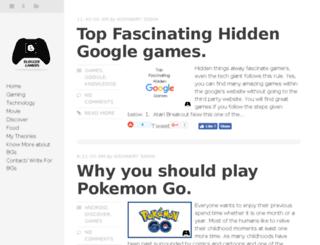 bloggergamers.com screenshot