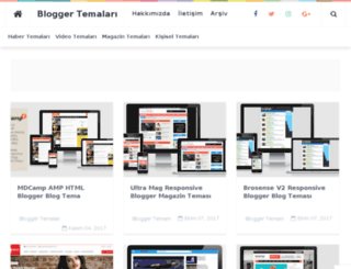 bloggertemalari.org screenshot