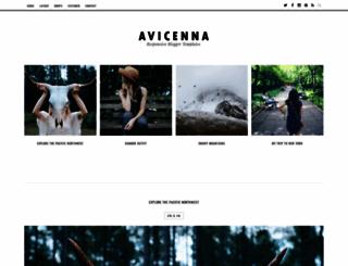bloggertemplates-avicenna.blogspot.it screenshot