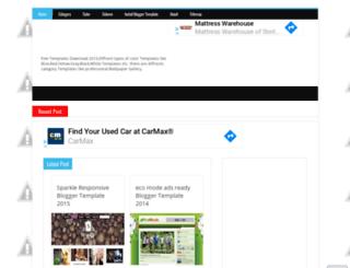 bloggertemplates2015.com screenshot
