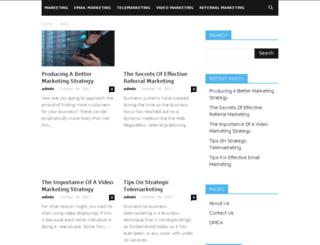 bloggertreff.com screenshot