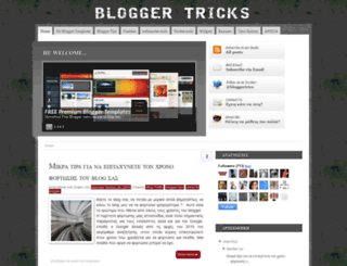bloggertrics.blogspot.com screenshot