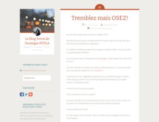 bloggeurpro.wordpress.com screenshot