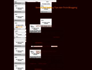 blogging-surfer.blogspot.com screenshot