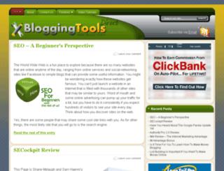 bloggingtoolsdirect.com screenshot