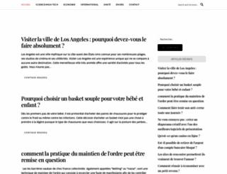 bloggingwordpress.net screenshot