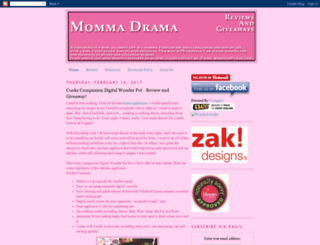 blogginmommadrama.blogspot.com screenshot