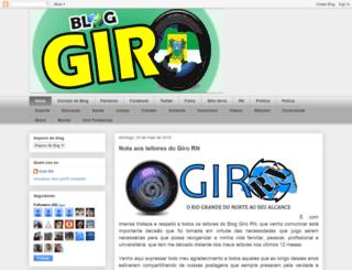 bloggirorn.blogspot.com.br screenshot