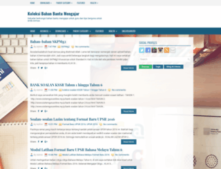 bloggurumalaysia.blogspot.com screenshot