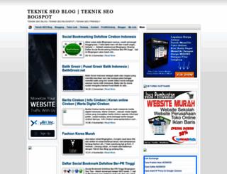 blogingson.blogspot.com screenshot