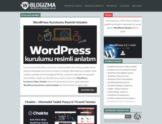 blogizma.org screenshot