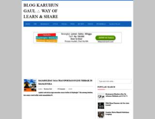 blogkaruhun.blogspot.com screenshot