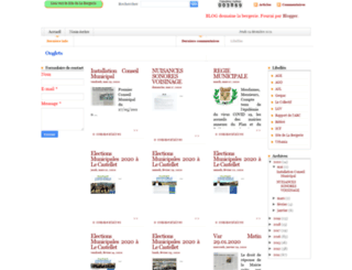 bloglabergerie.blogspot.fr screenshot