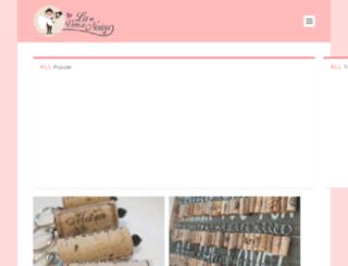 bloglavemanoiva.com.br screenshot
