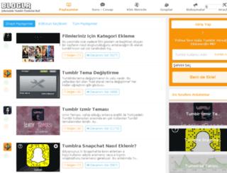 bloglr.net screenshot