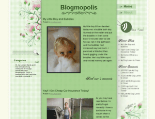 blogmopolis.com screenshot