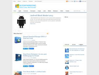 blogmywin.blogspot.com screenshot