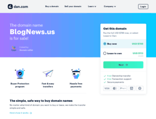 blognews.us screenshot