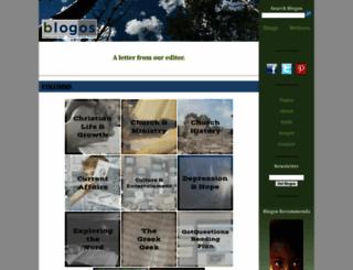 blogos.org screenshot