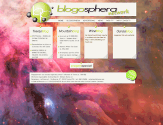 blogosphera.it screenshot