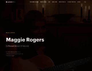 blogotheque.net screenshot