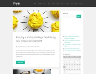 blogoye.org screenshot