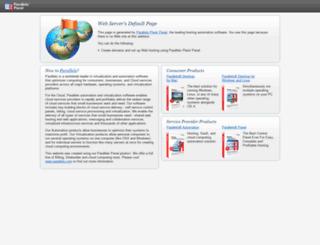 blogpingr.de screenshot