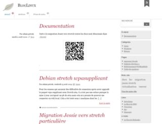 blogpmenier.dynalias.net screenshot
