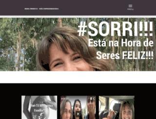 blogpoderoso.irinaemiguel.com screenshot