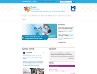 blogqualite.org screenshot