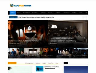 blogrollcenter.com screenshot