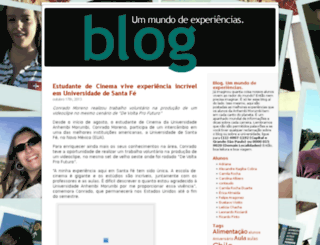 blogs.anhembi.br screenshot