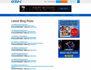 blogs.cbn.com screenshot