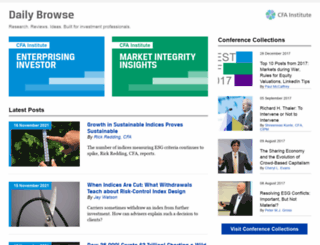 blogs.cfainstitute.org screenshot