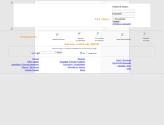 blogs.enplenitud.com screenshot