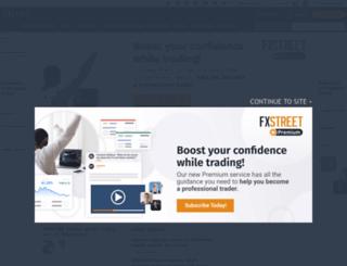 blogs.fxstreet.com screenshot