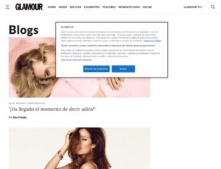 blogs.glamour.es screenshot