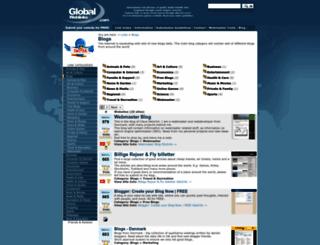 blogs.global-weblinks.com screenshot