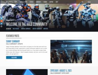 blogs.halowaypoint.com screenshot