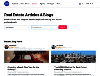 blogs.har.com screenshot